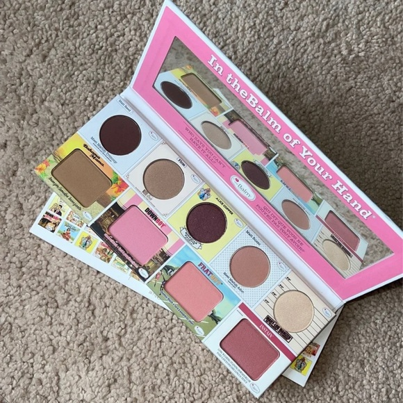 In the Balm of Your Hand Palette